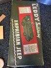 RARE The Leddy Military Amphibian Jeep Leddy Model Industries Ford GPA 1944
