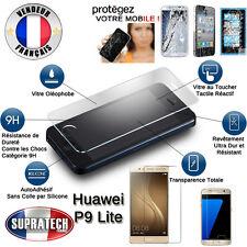 Protection d'Ecran en Verre Trempé Contre les Chocs pour Huawei P9 Lite
