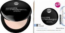 BELL Hypoallergenic Mat Powder Matifying for Sensitive Skin 02