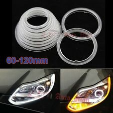 2pcs Special Cover for Car Motorcycle Angel Eye Chip On Board Halo Ring Retrofit