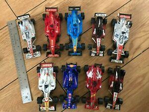 Plastic toy cars -Formula 1 racing cars / f1 / pace car / formula 1 / Grand Prix