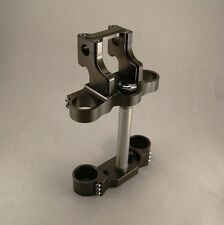 Piranha billet fork clamps for Kawasaki KLX110 and Marzocchi 45 / 48 mm forks