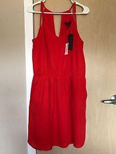 BANANA REPUBLIC Heritage Mandarin Halter Style Dress Size 14 $130.00