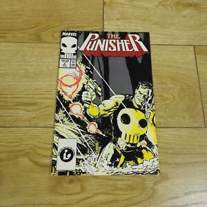 The Punisher Marvel Comic Book no.2 Aug 1987