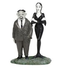 Department 56 Hot Properties Village Gomez and Morticia 6002949 Addams Family