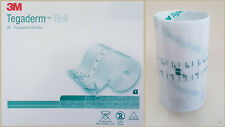 TEGADERM FILM, size 5cm x 1m. Easy cut to size.Tattoos/Wounds/Med/Pain patches