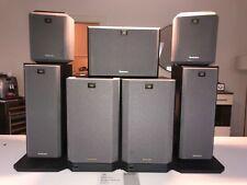 Technics SB-TF50 SB-TC50 SB-TS50 SB-TW50 THX Lautsprecher System Heimkino
