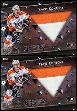 2X 18-19 RELIC MARATHON AWAY TRAVIS KONECNY Topps NHL Skate Digital Card