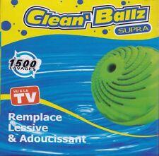 1500 fache Waschkugel Waschball Waschmittel Wäscheball Wäschereinigungskugel