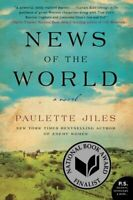 News of the World: A Novel by Paulette Jiles Book The Fast Free Shipping