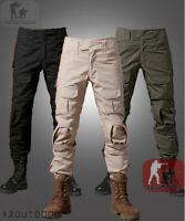 Airsoft Gen3 Combat Pants Military Tactical Special Forces Cargo Trousers SWAT