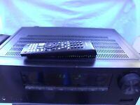Onkyo TX-SR252 Home Theater Receiver Amplifier Dolby True HD HDMI Bluetooth USB
