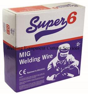 Gasless Flux Cored Mig Welding Wire 0.8mm x 4.5kg