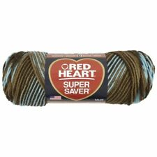 Red Heart Super Saver Earth & Sky Variagated Knitting & Crochet Yarn