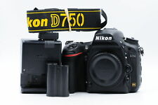 Nikon D750 24.3MP FX Digital Camera Body #340
