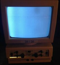 """OPTELEC 20/20 Video Magnifier Black/White Manual Focus 13"""" Wide Monitor"""