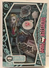 Monster High Lagoona Blue w/Neptuna Daughter Of Sea Monster Doll NRFB