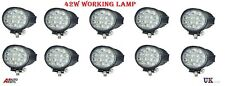 10 pcs 12V/24V étanche 42 W 14 DEL Flood Beam Work Lights Lampe Offroad Jeep