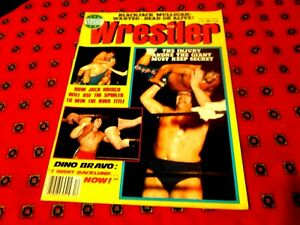 The Wrestler Victory Sports Series Wrestling Magazine Andre The Giant Cover 1978