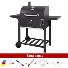 Royal Gourmet 24'' BBQ Charcoal Grill Backyard Barbecue Cooking