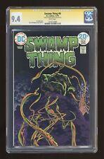 Swamp Thing #8 CGC 9.4 SS 1974 1316514006