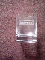 HARVEYS GLASS- WHISKEY STYLE GLASS IS THIS YOUR NAME?