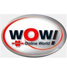 logiciel WOW 5.00.8 R.2 2017 version française complète avec sont keygenx