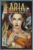 Aria #1-4 w/Preview (1998, Image) Complete Series Anacleto Holguin Avalon D