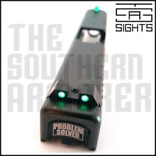 TSA NIGHT SIGHTS FOR GLOCK 19 17 20 21 22 23 24 26 27 29 30 34 35 36 39 44 45