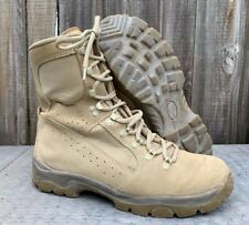 MEINDL DESERT HIGH LIABILITY COMBAT BOOTS  Size: 6 uk , British Army Military
