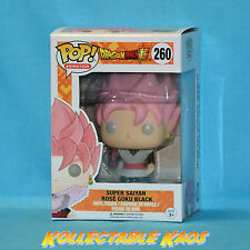 Funko Dragonball Z - Super Saiyan Rose Goku Black Pop Vinyl Figure