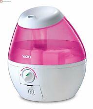 Vicks VUL520P Mini Filter Free Cool Mist Humidifier Pink 5 gallon