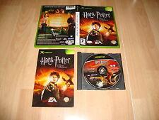 HARRY POTTER Y EL CALIZ DE FUEGO DE EA GAMES PARA LA PRIMERA XBOX USADO COMPLETO