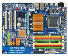 Gigabyte GA-EP35C-DS3R,775 Intel P35, FSB 1600 DDR3 1333 DDR2 1200 NO BACKPLATE