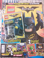 Lego Film The Batman Movie N1 Panini Comics Con Minifigures ed.limitata ITALIANO