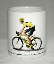 Cycling Mug. Chris Froome, Tour de France winner 2013