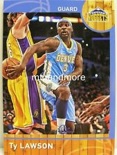PANINI NBA (ADRENALYN XL) 2013/2014 - #091 TY Lawson-Denver Nuggets