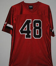 University of Cincinnati UC Bearcats #48 Mapp Screened Mens Football Jersey S