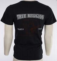 $44 TRUE RELIGION Buddha T-SHIRT Navy Blue KIDS BOYS YOUTH SIZE M MEDIUM NWT