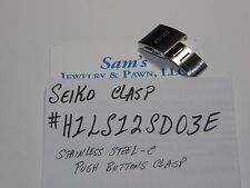 Seiko Astron GPS 8X82 SSE011J1  M0VS111H0 M0VS.C.C 18/8mm Stainless Steel Clasp