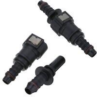 Auto Car Fuel Line Hose Coupler Quick Release Connector 8mm 9.89 1 Set GW
