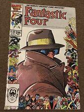 FANTASTIC FOUR #296 1986 Marvel 25th Anniversary Very Nice Stan Lee BWS