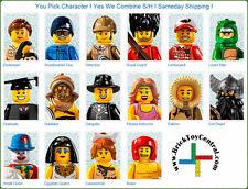 LEGO® 8805 Minifigure Series 5 YOU PICK character SAME DAY ship