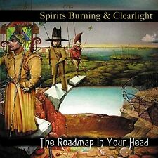 Spirits Burning & Clearlight - Roadmap In Your Head [New CD] UK - Import