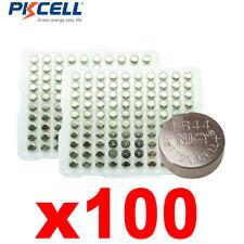 pila a 100x orologi-batteria ag13-lr44-157-357-v13ga bottone dl
