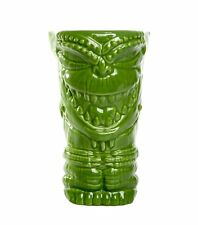 Mondo Gremlins Ceramic Tiki Mug Green Limited Edition 2017 NEW IN HAND-GLAZED