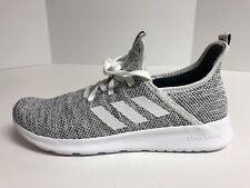Adidas Women's Cloudfoam Pure Low Top Lace Up White Size 6.5M DB0695 Shoes