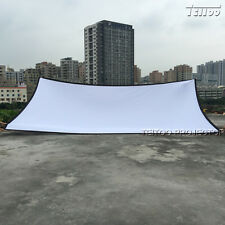 """300"""" 16:9 Outsides Movie Projection Display Foldable HD Projector Screen Curtain"""