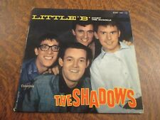 "45 tours THE SHADOWS little ""B"""