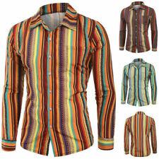 Herren-Freizeithemden & -Shirts in Größe 2XL Geknöpftes Hemd